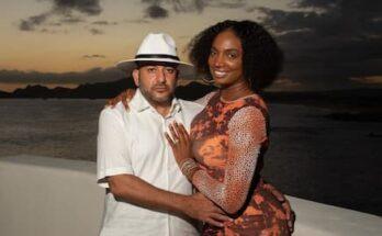 Colin Dias and Lia Dias Photo
