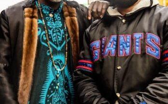 Elijah Williams And His Father Michael K. Williams Photo