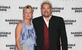 Lori Fieri and Guy Fieri Photo